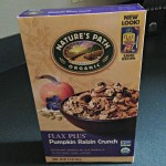 Nature's Path Organic Flax Cereal