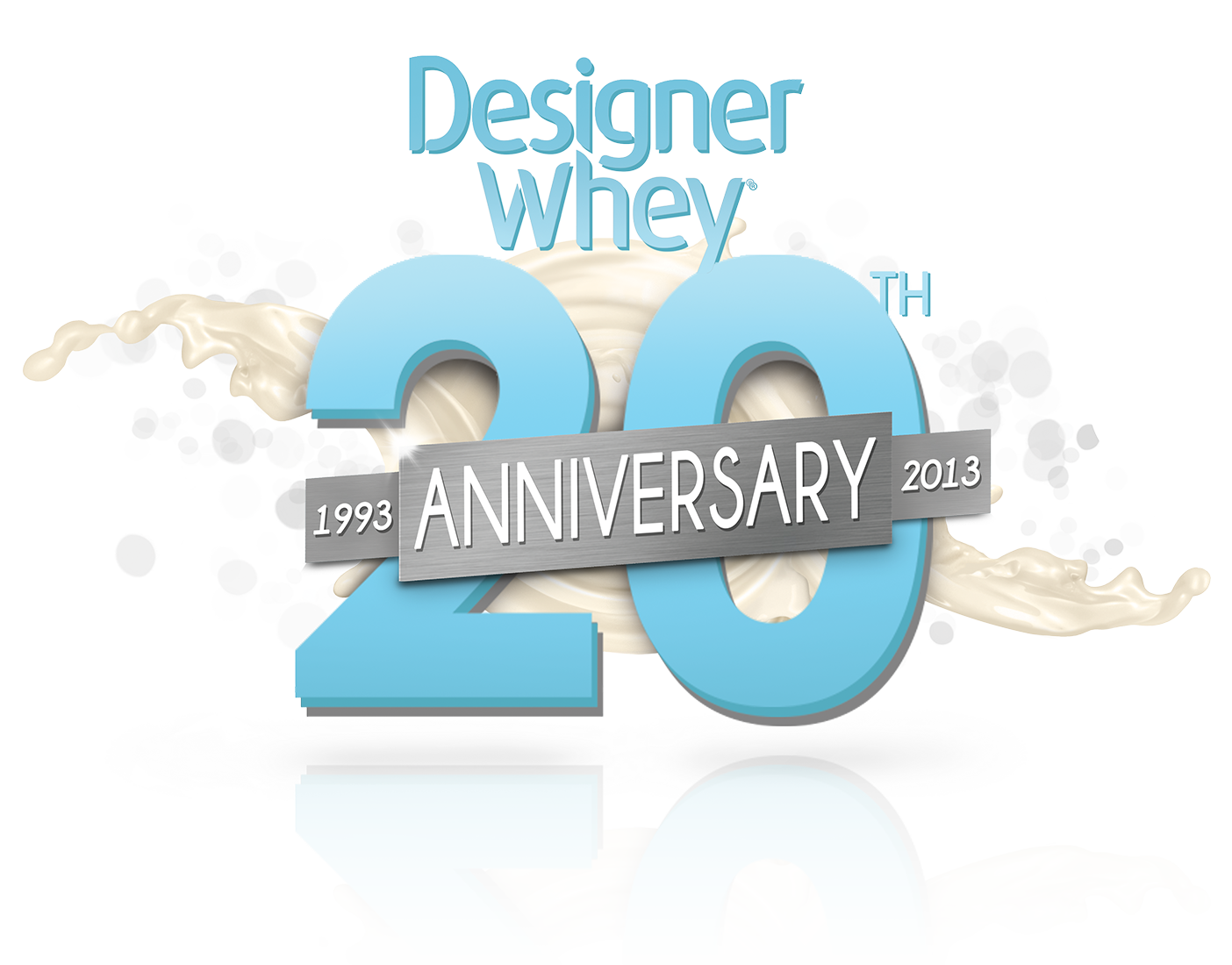 Designer Whey 20th Anniversary Giveaway