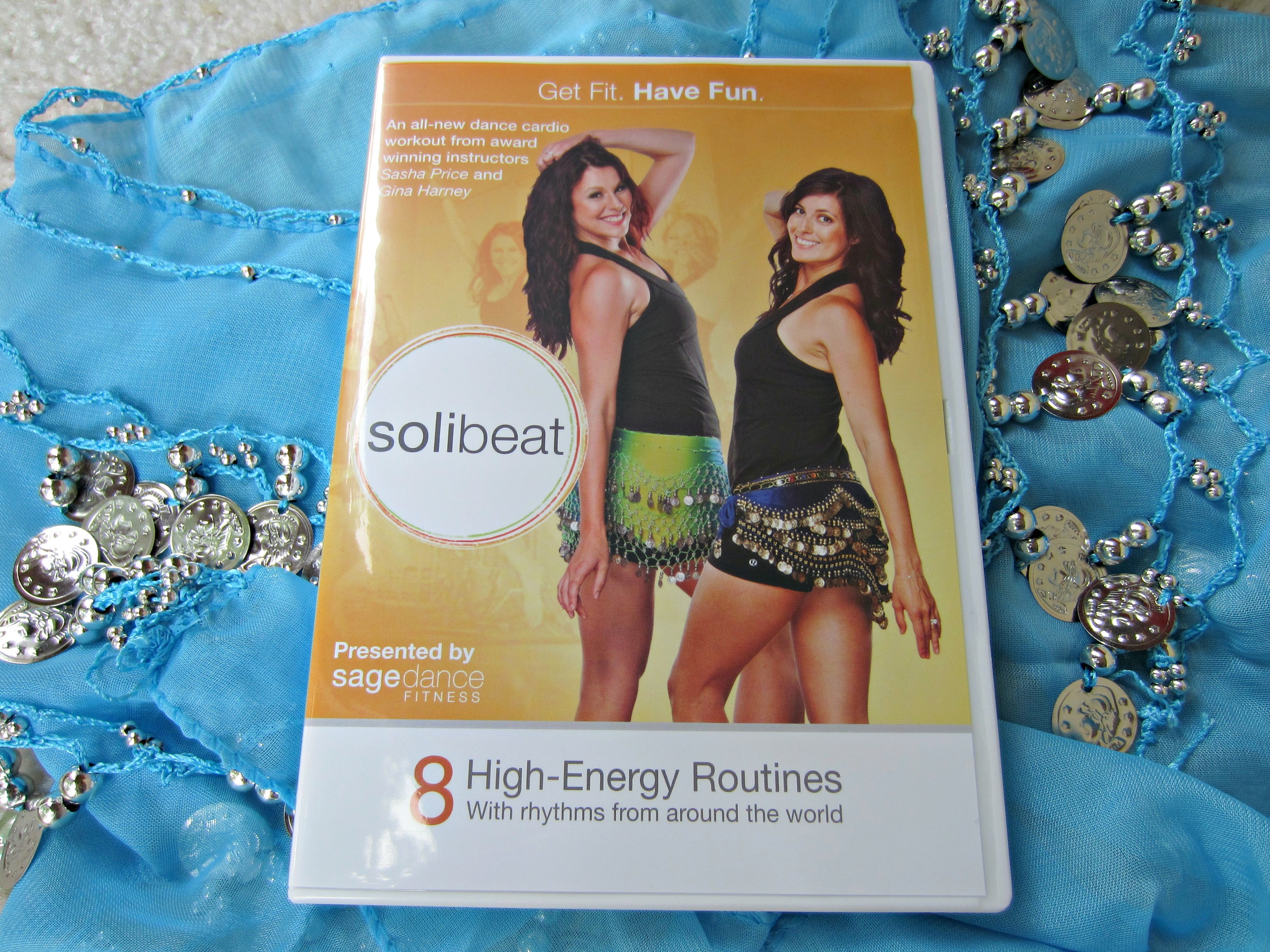 Soli Beat Dance Fitness Workout DVD