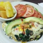 egg white omelet the breakfast club