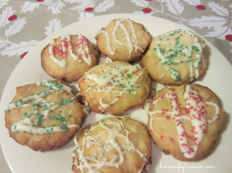betty crocker holiday white chocolate macaroon cookies