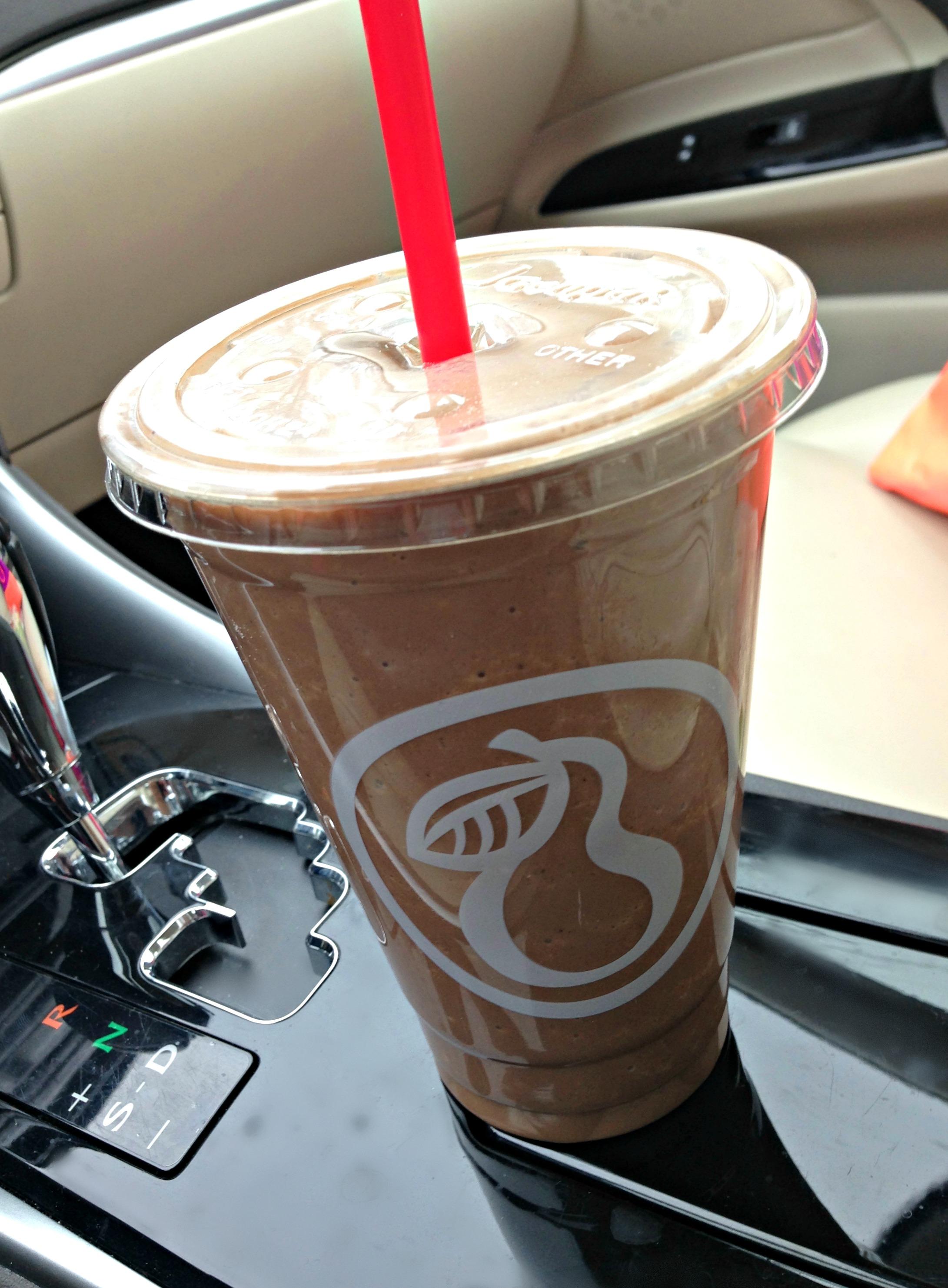 lifecafe mocha protein smoothie