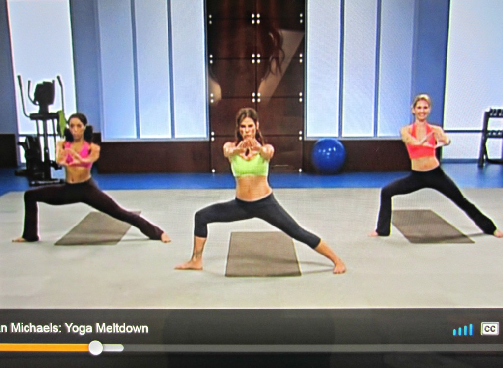 jillian michales yoga meltdown