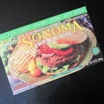 amy's organic sonoma veggie burger