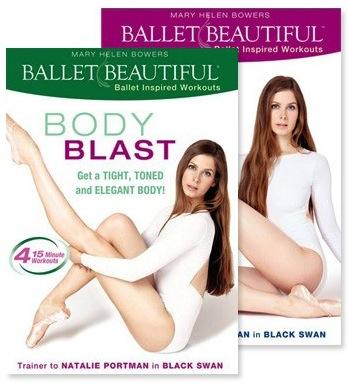 ballet beautiful bundle dvd