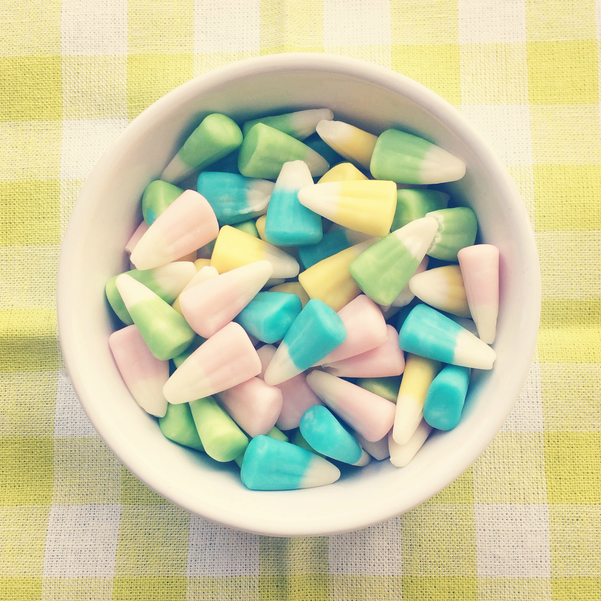 bunny corn easter candy corn
