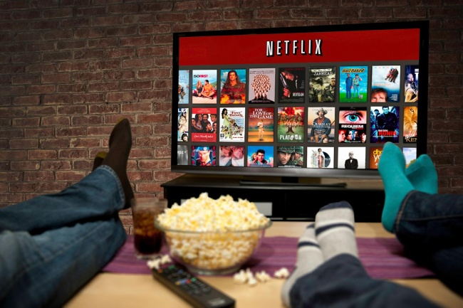 Netflix movies and documentaries