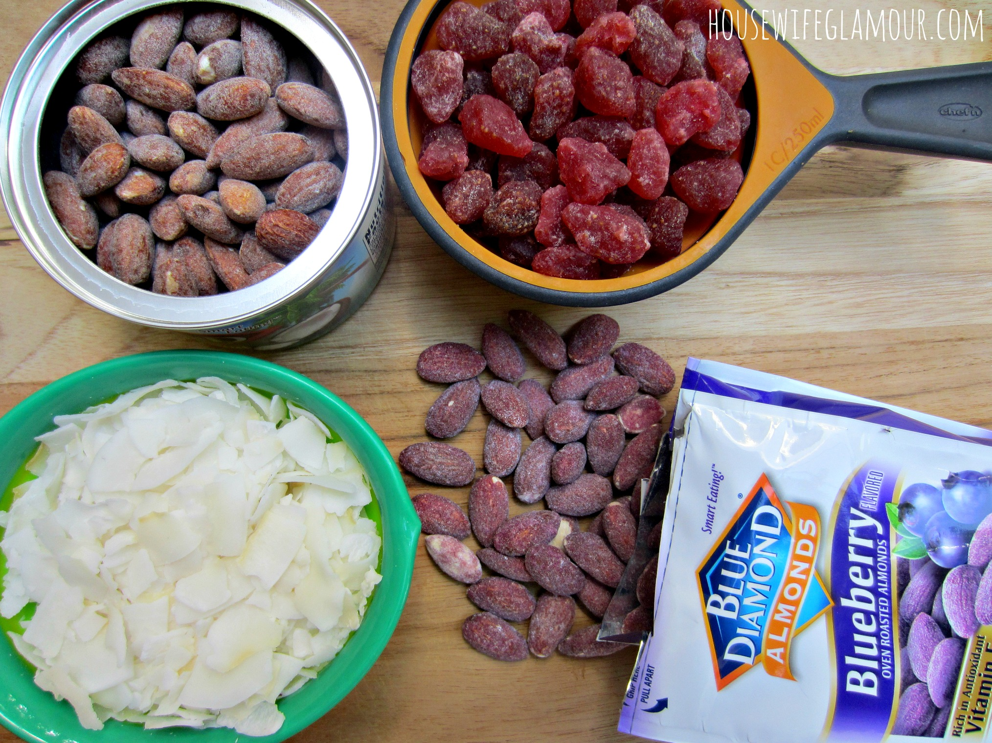 Blue Diamond Almond Trail Mix