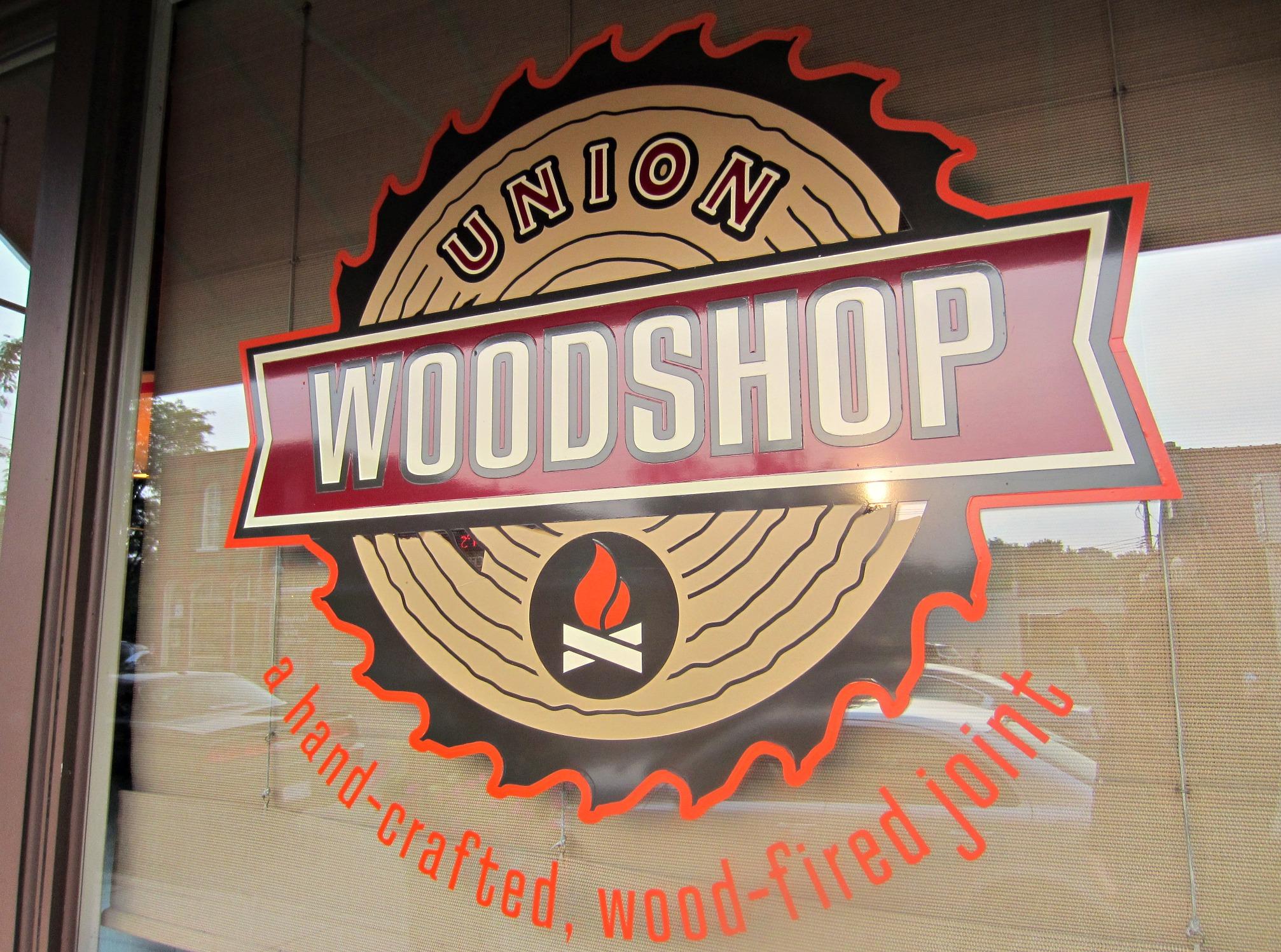 Union Woodshop Clarkston Restaurant