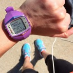 3 mile training run with polar watch