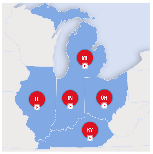 Meijer locations