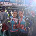 2014 Detroit Free Press Half Marathon finish