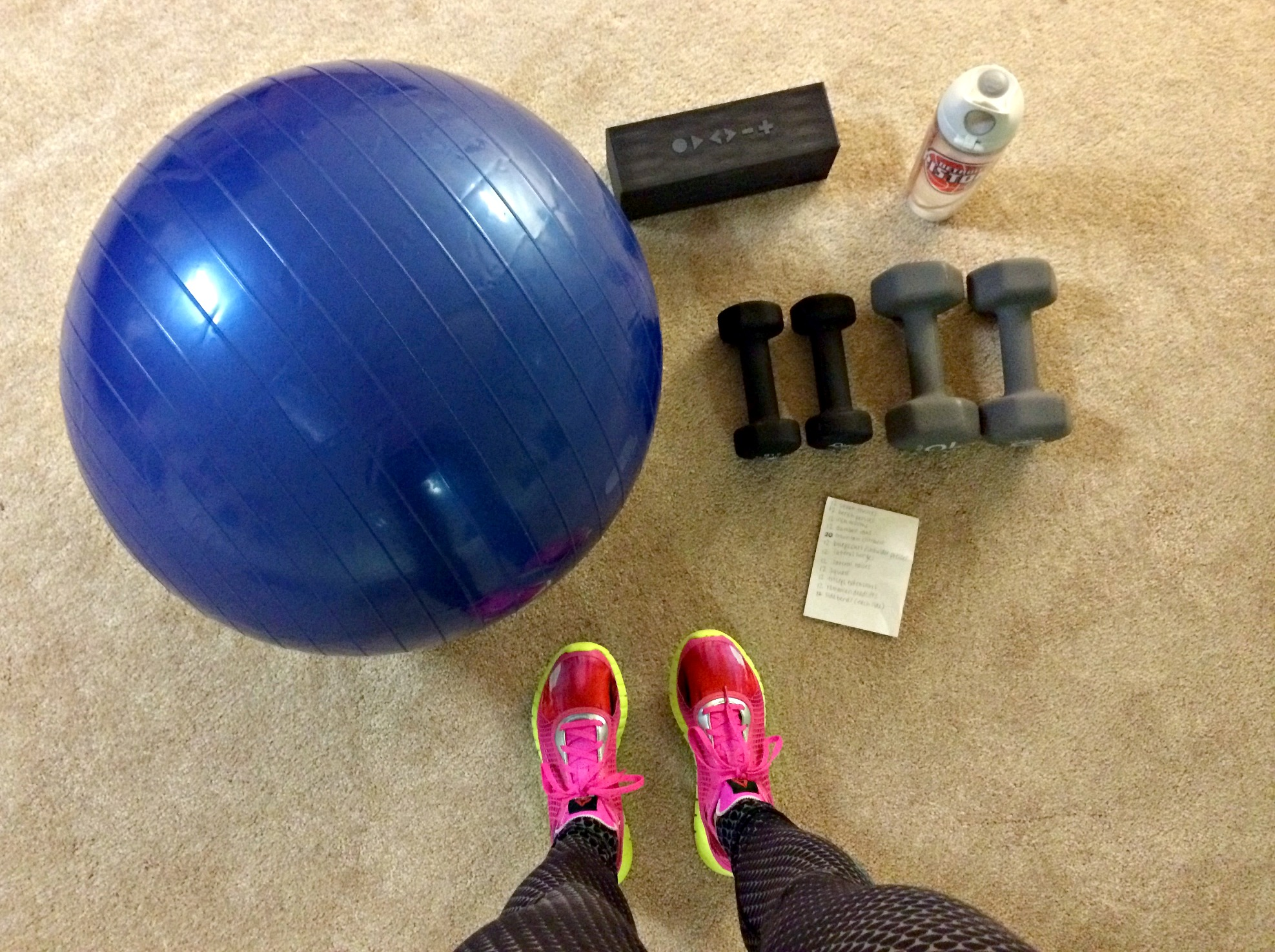at-home dumbbell strengthening exercises