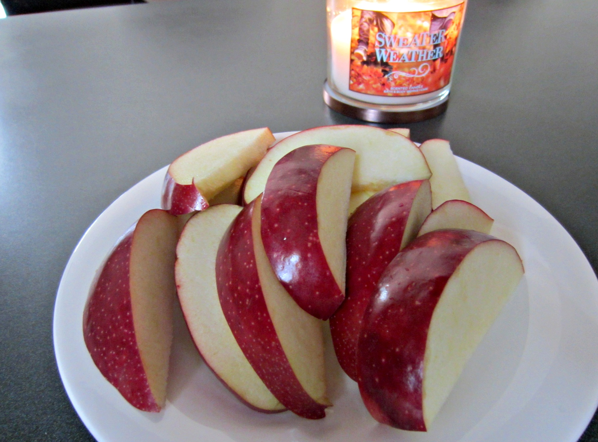 apple for breakfast