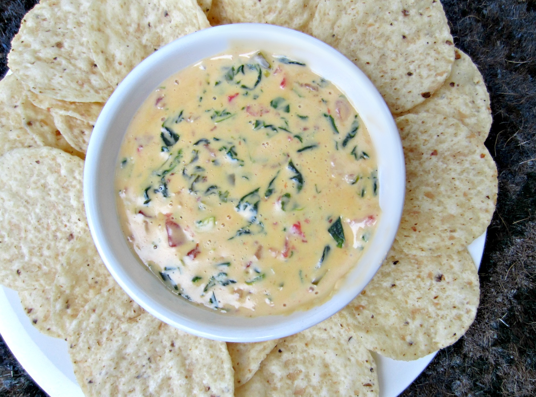 spicy queso dip housewife glamour
