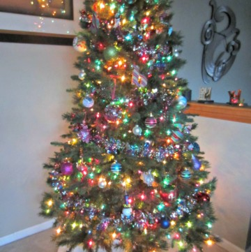 hesington christmas tree 2014