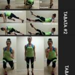 25 Min. Cardio Core Tabata Workout
