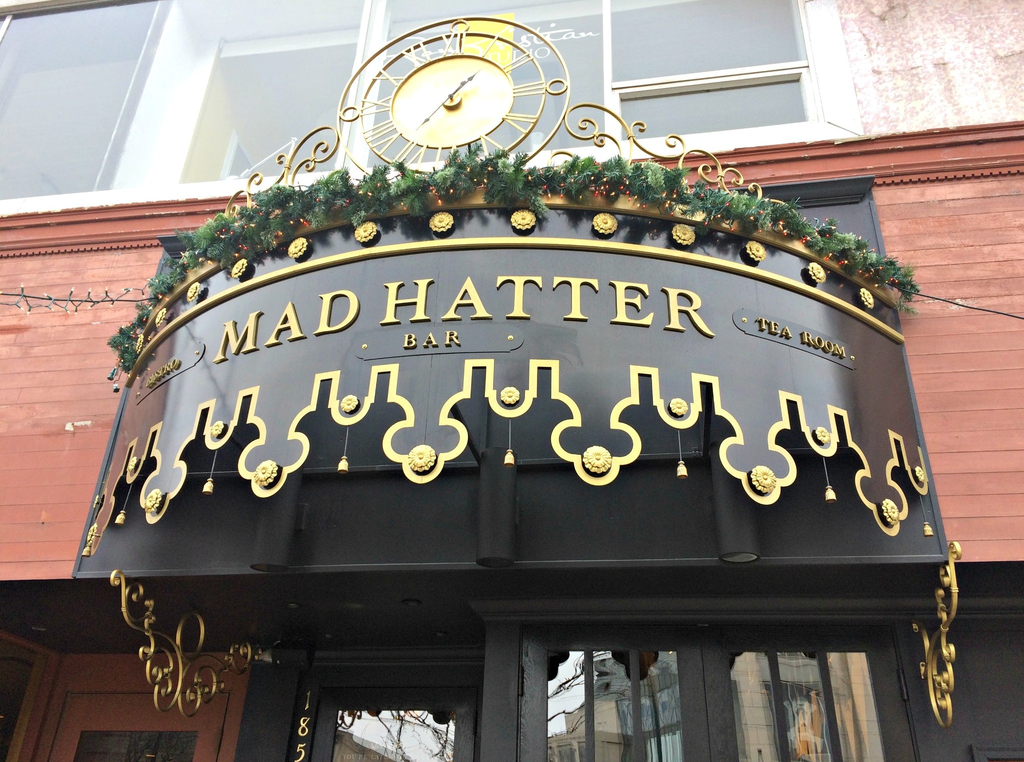 mad hatter bistro bar tea room birmingham