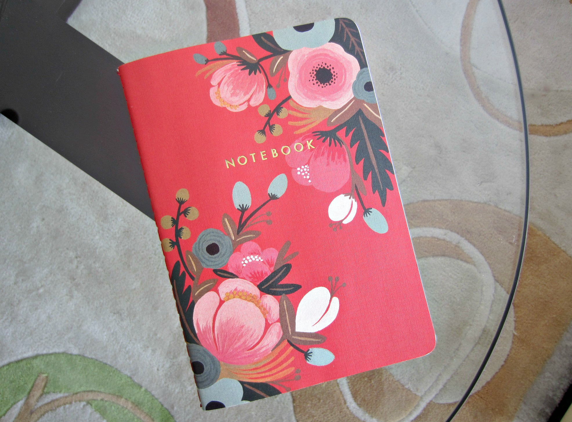 Anthropologie Notebook