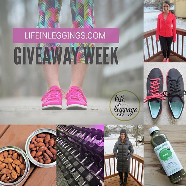 life in leggings giveaway week