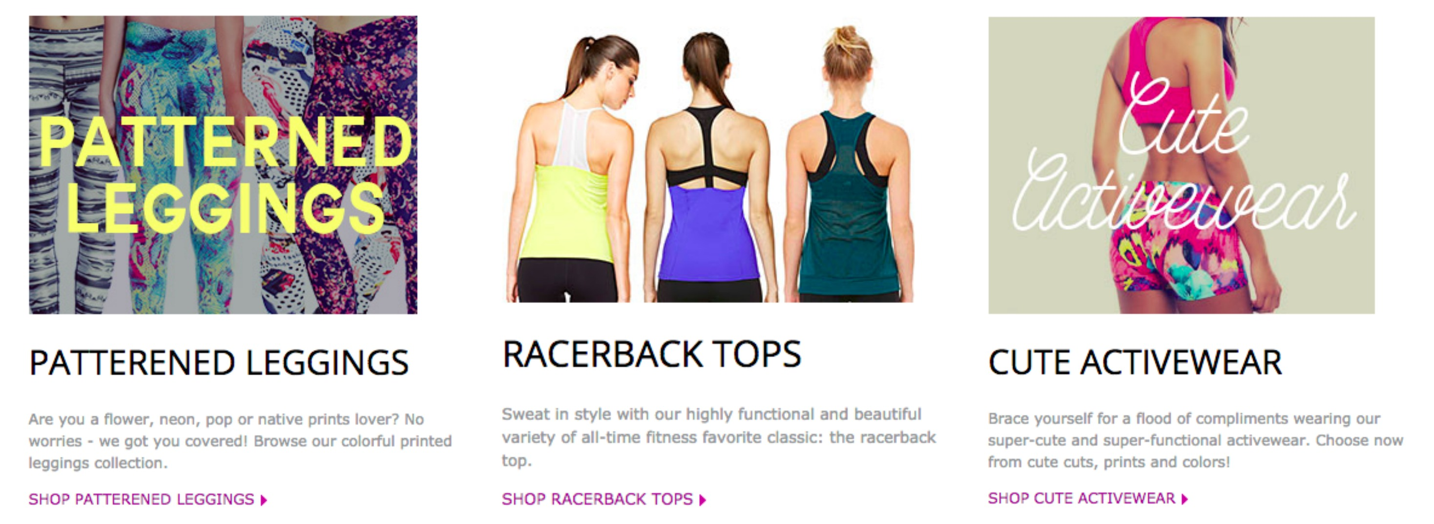 activewearUSA fitness fashion activewear