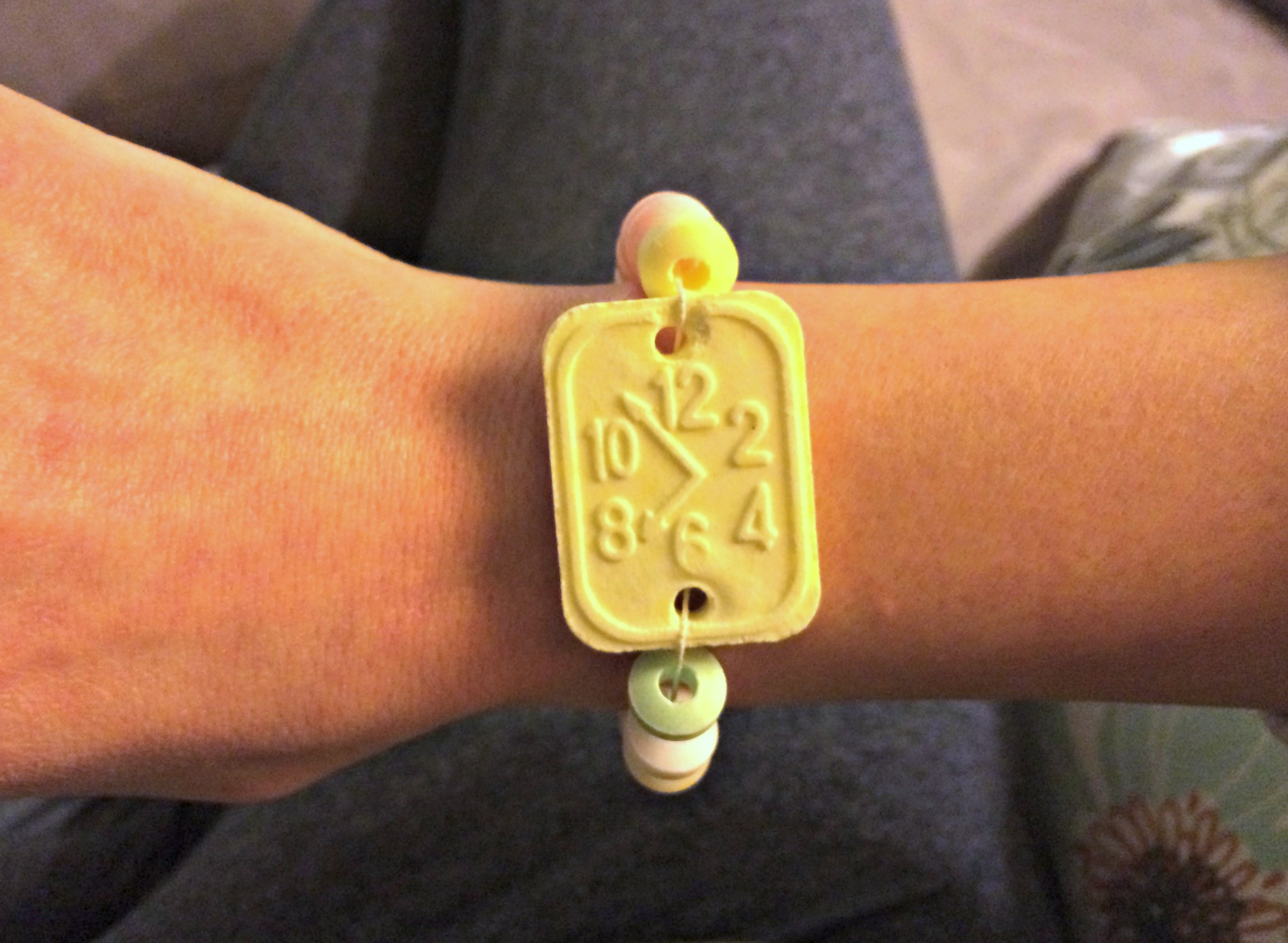 candy bracelet watch