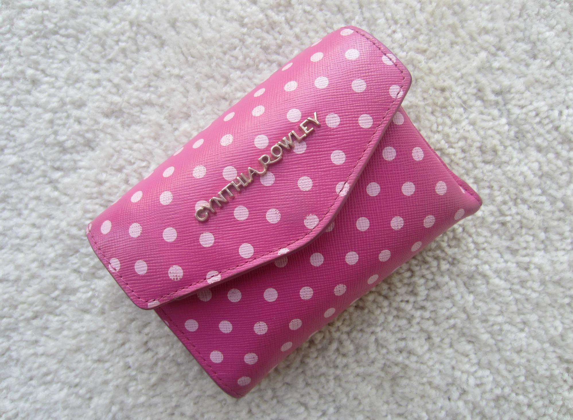 cynthia rowley wallet