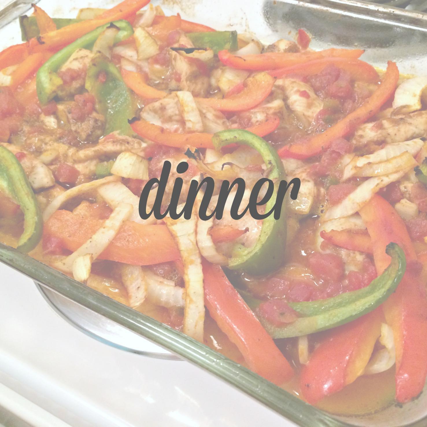 dinner cover photo