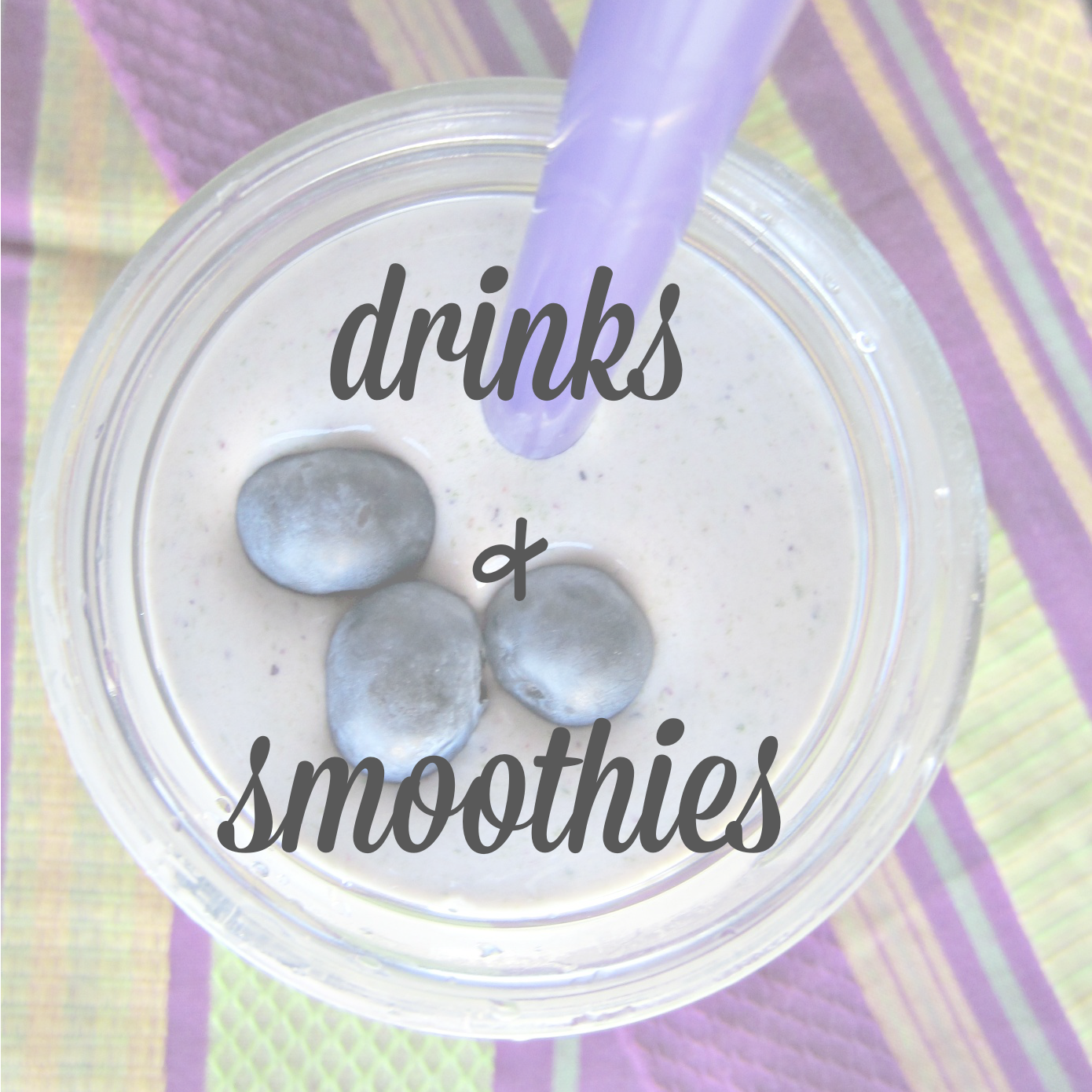 drinks and smoothies page