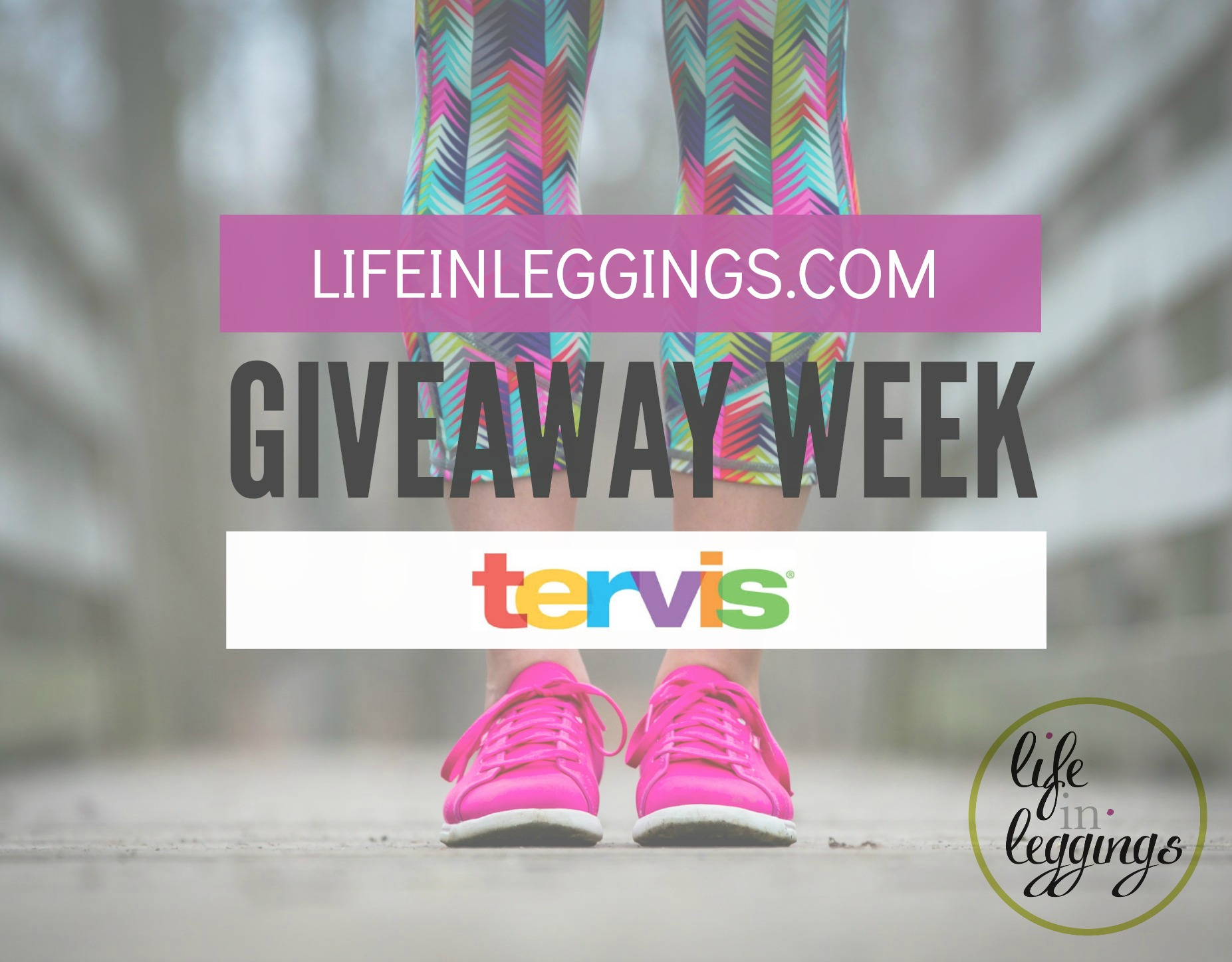 life in leggings giveaway week tervis