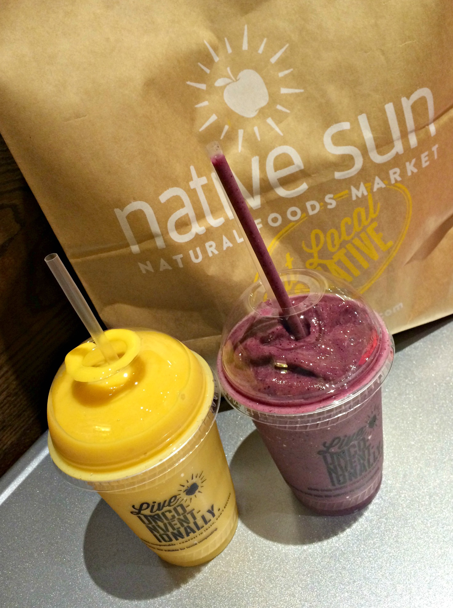 native sun natural foods market smoothies