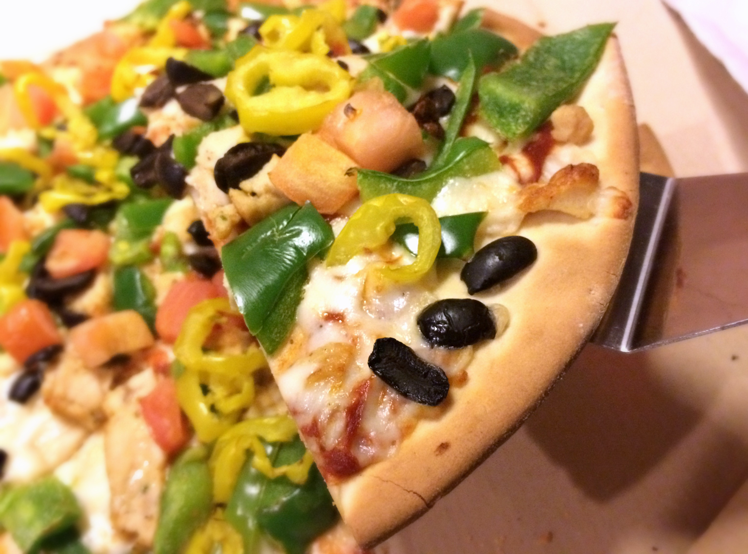 pizza hut udis gluten free veggie pizza