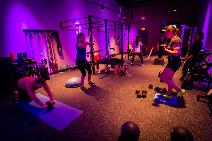 rock city fitness group classes