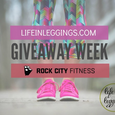 rock city fitness life in leggings giveaway week