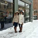 Social & A Snow Day