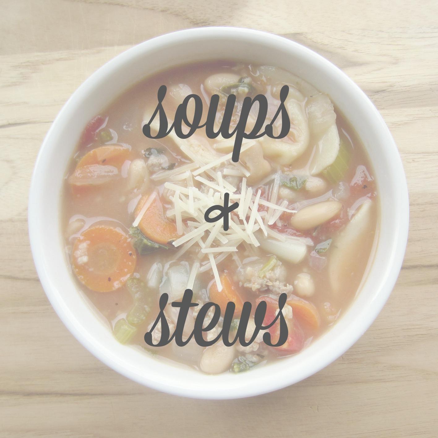 soups & stews recipes