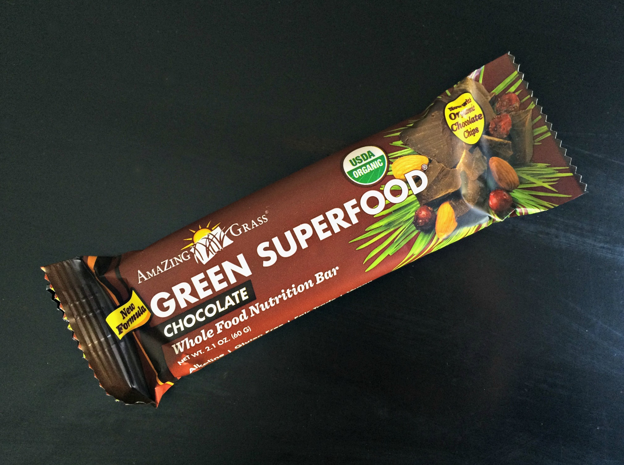 AmaZing Grass Green Superfood Energy Bar