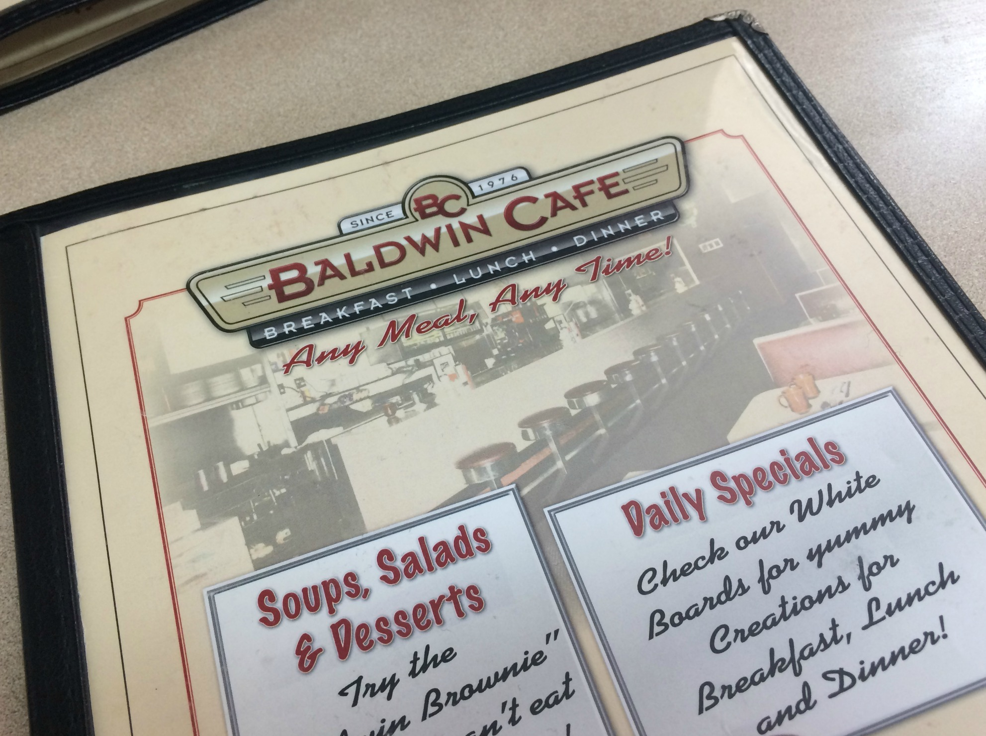 Baldwin Cafe Diner