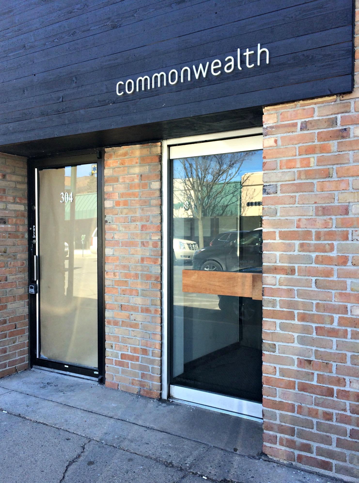 Commonwealth Cafe Birmingham