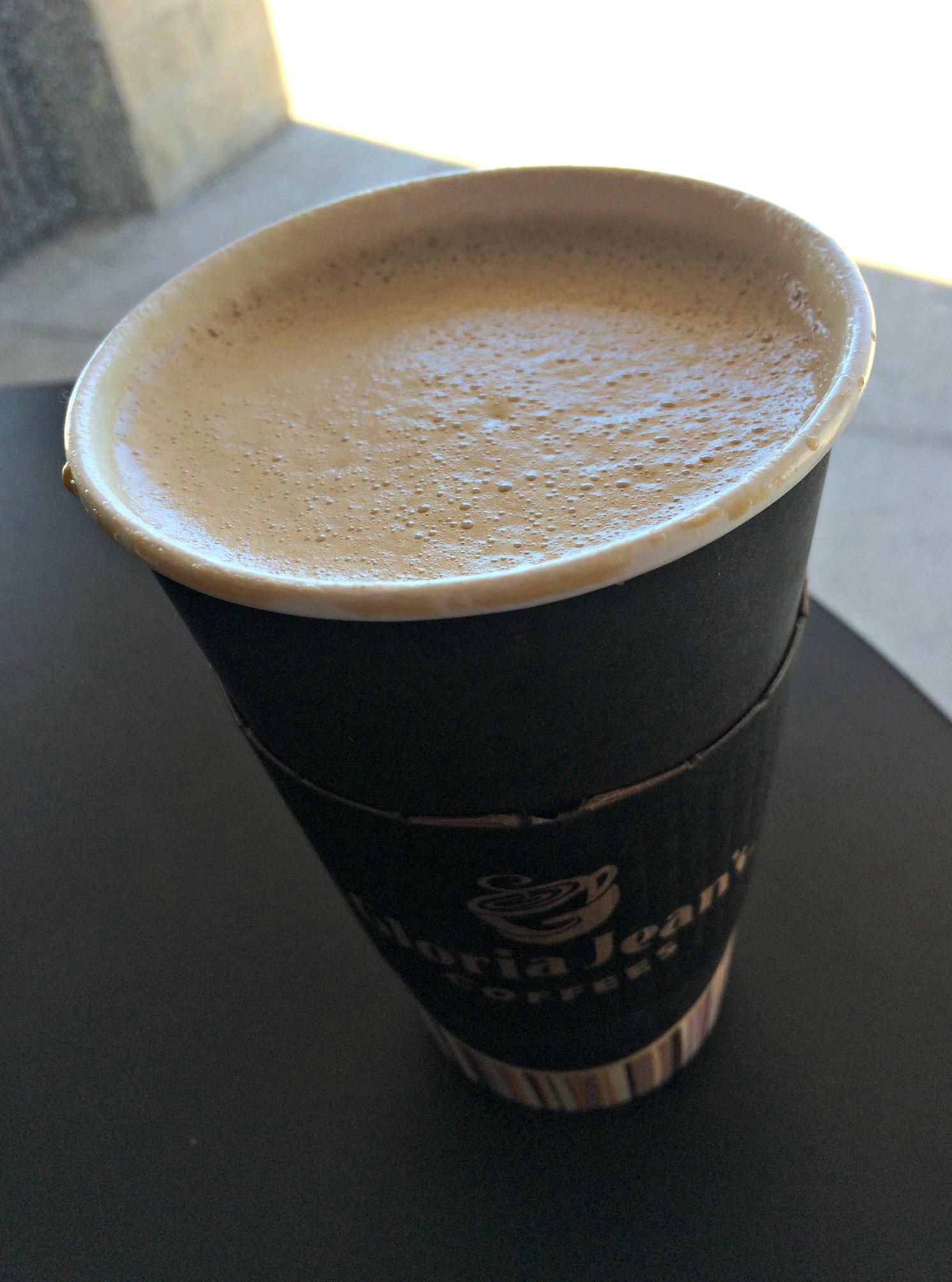 Gloria Jean's Coconut Caramel Macadamia Coffee