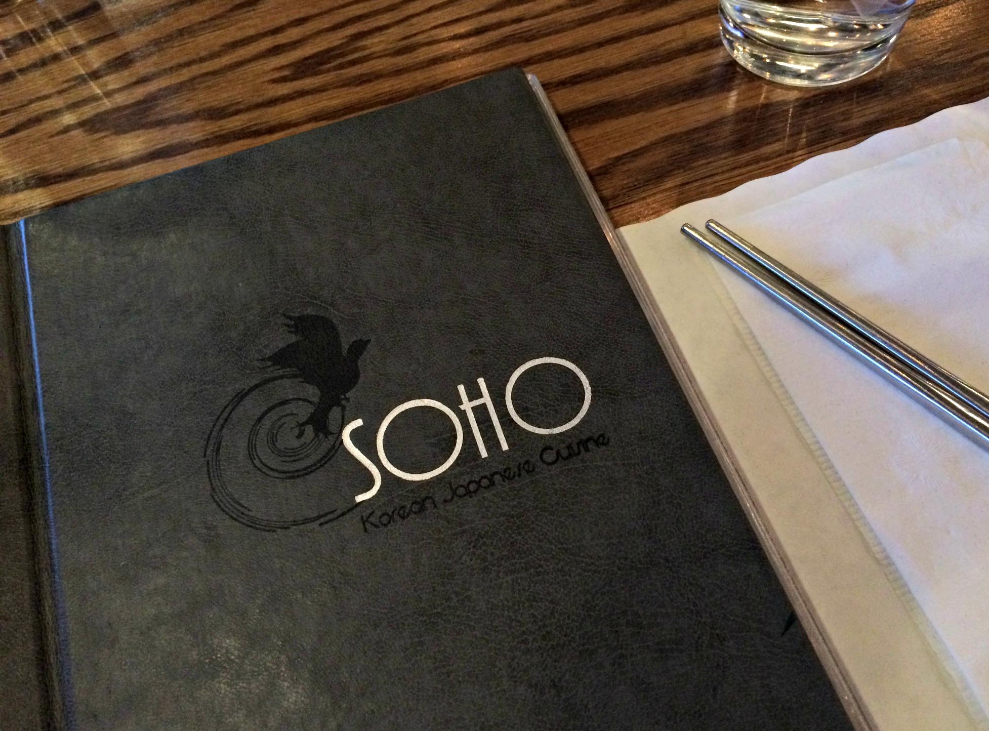 Soho Korean Japanese Cuisine