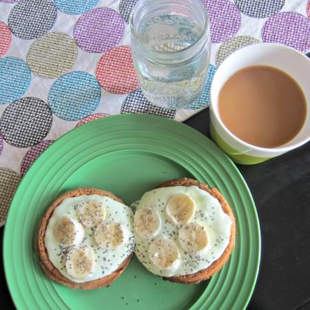 St. Pattys day healthy breakfast