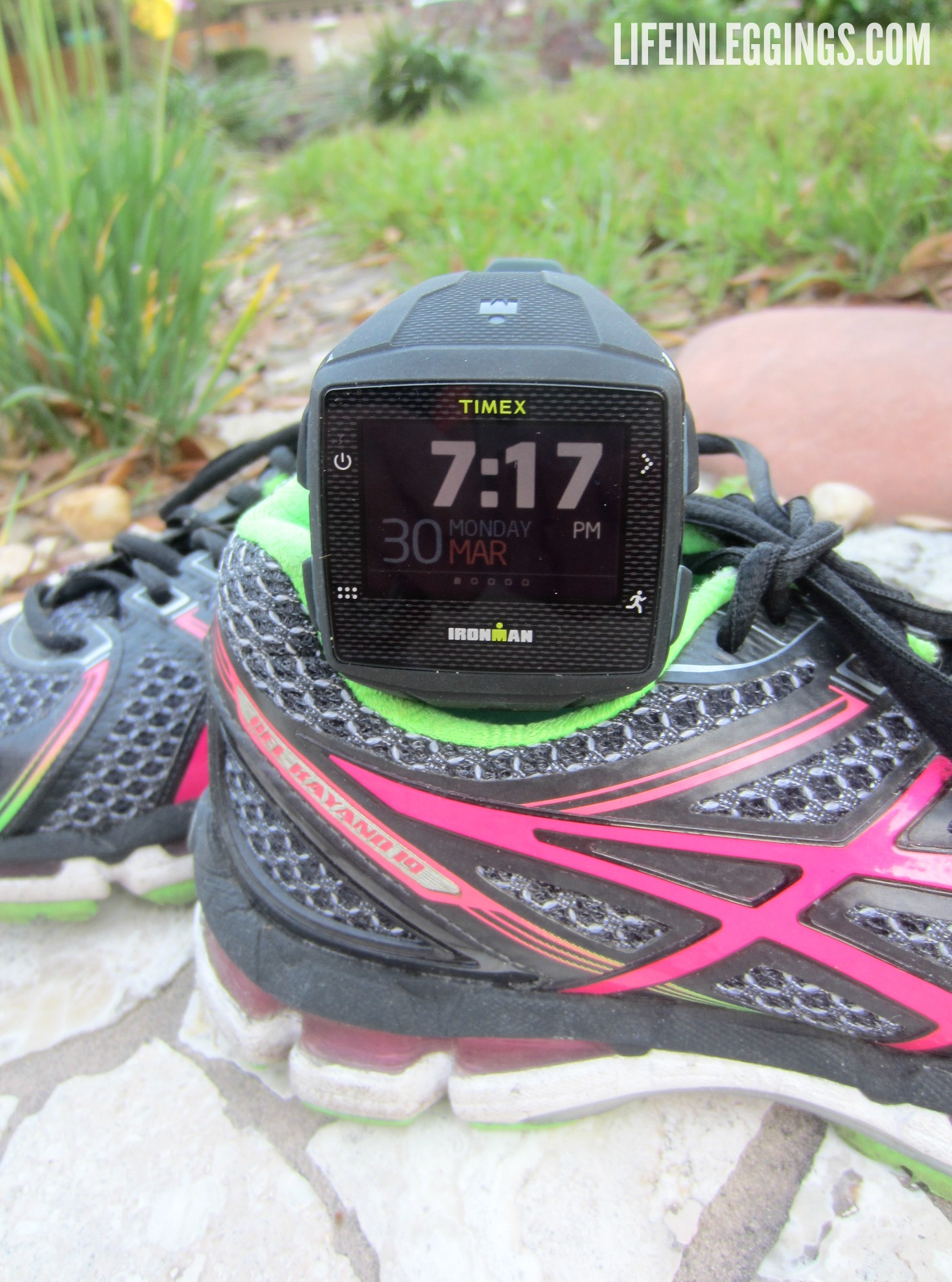 Timex Ironman ONE GPS+ review