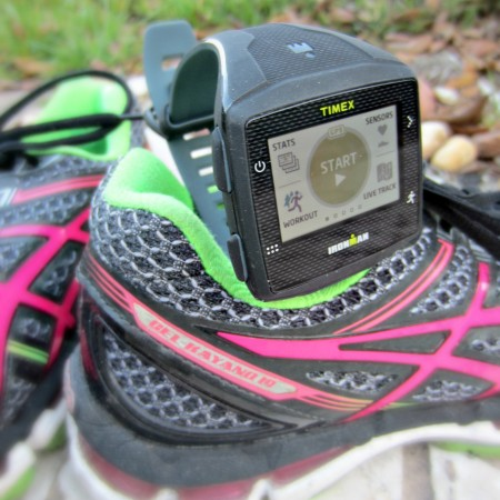 Times ONE GPS+ watch review