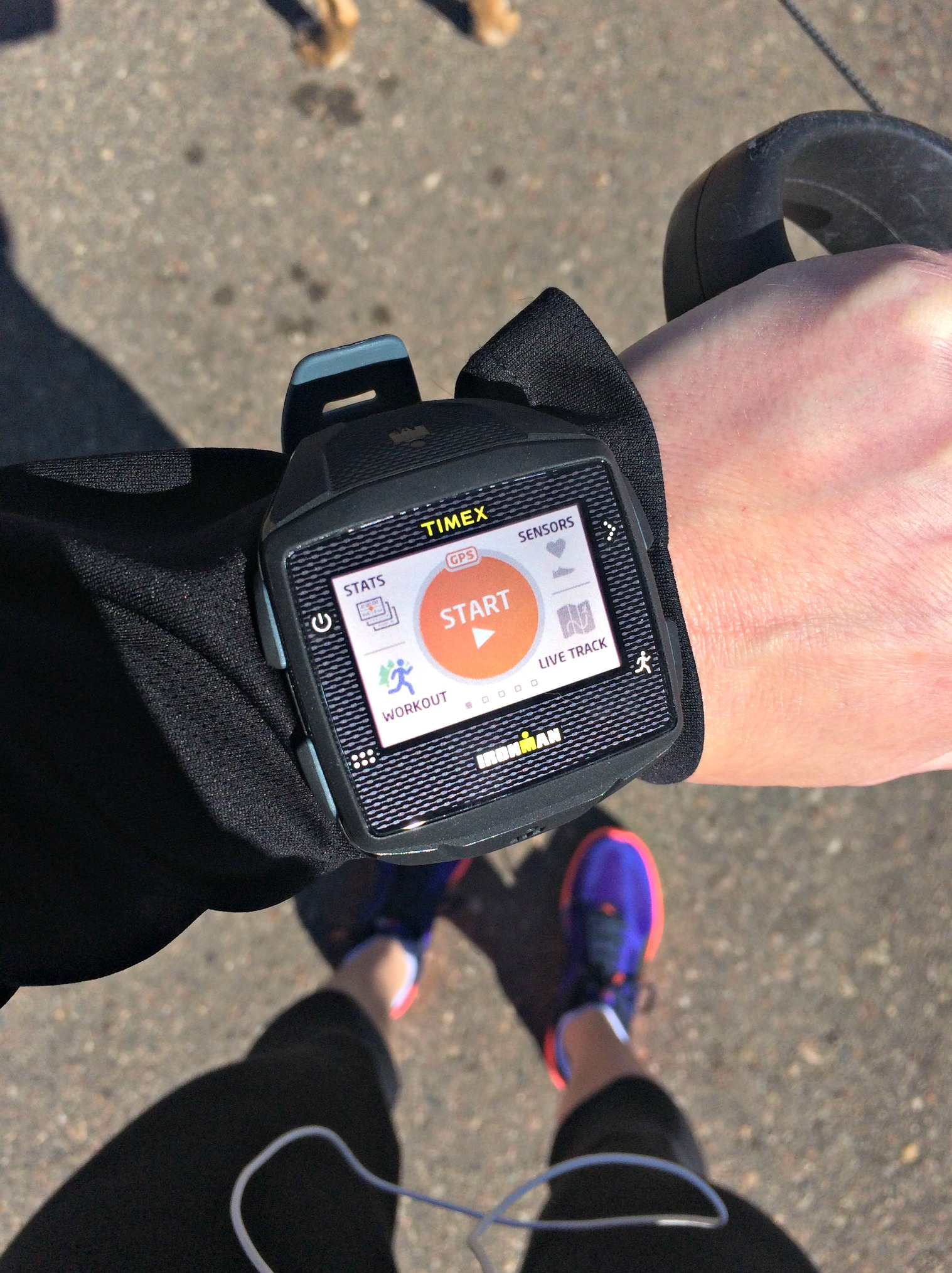 Timex GPS ONE+ watch for running