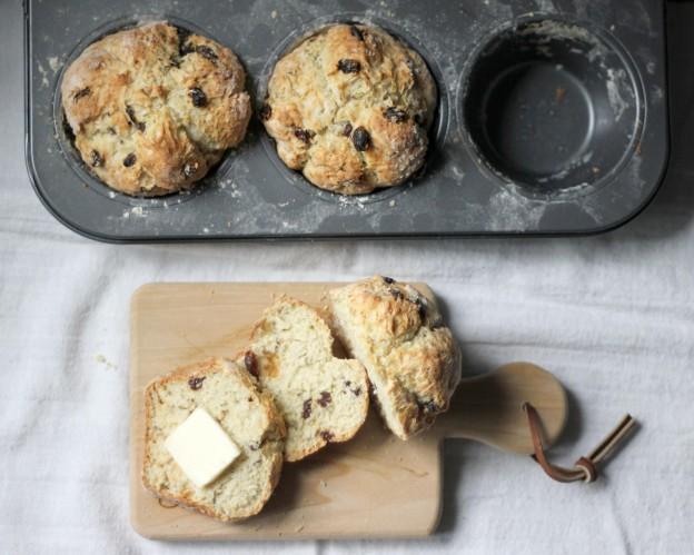 irish soda bread minis