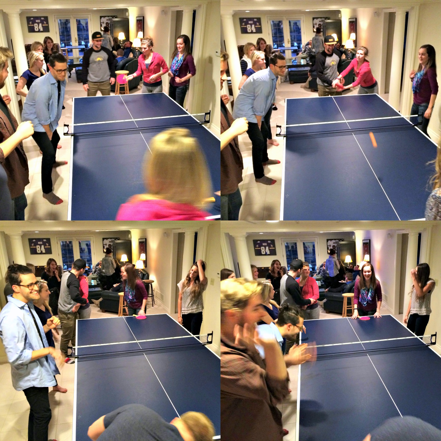ping pong group funny