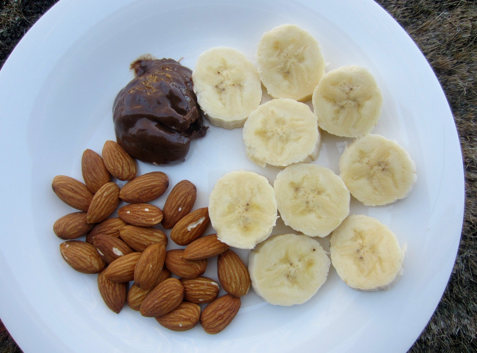 power snack before a run