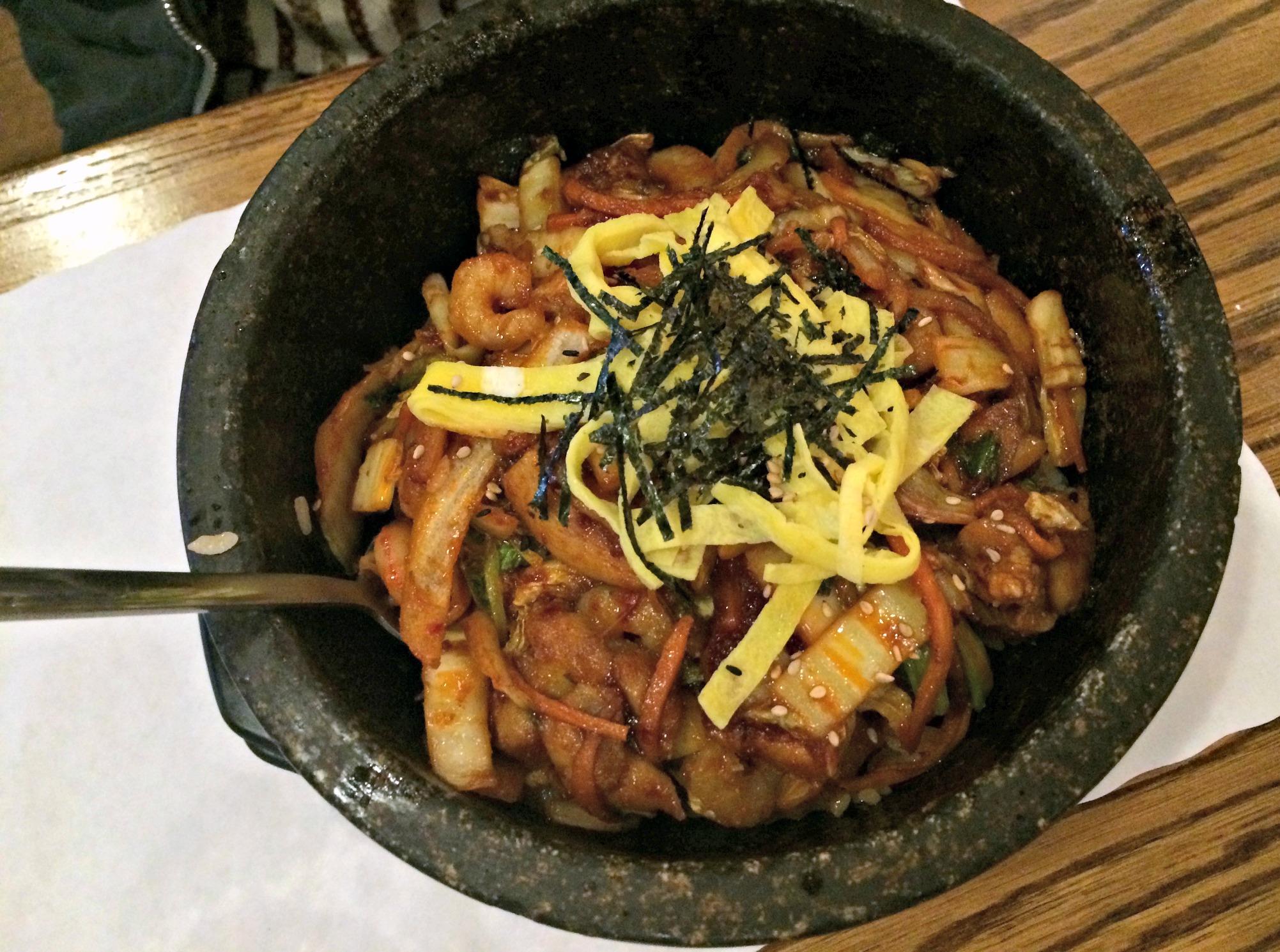 soho korean bibimbap