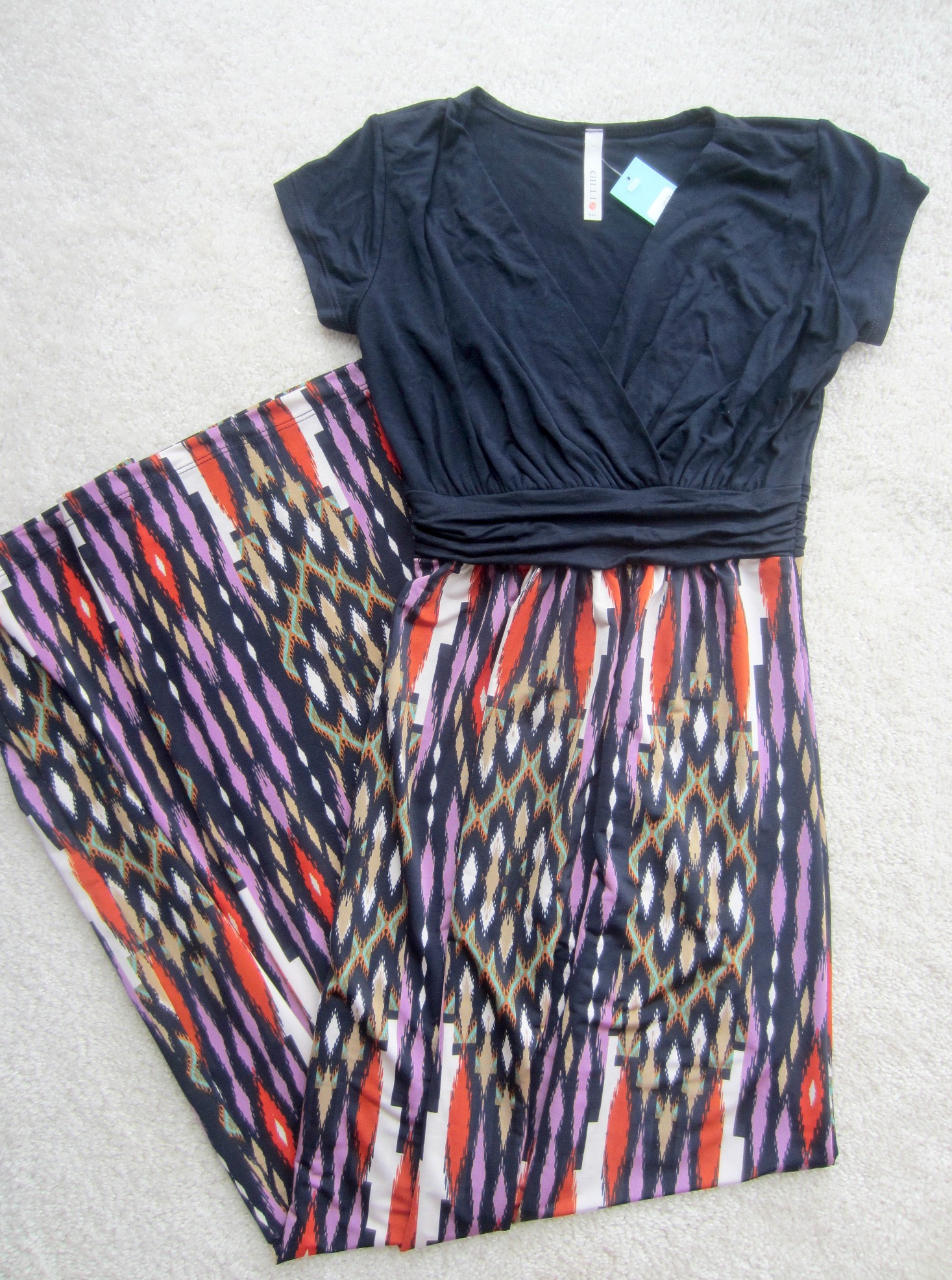 stitch fix gilli maxi dress